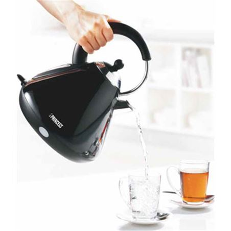 Hervidor Princess PS233022 kettle 1,7l negro