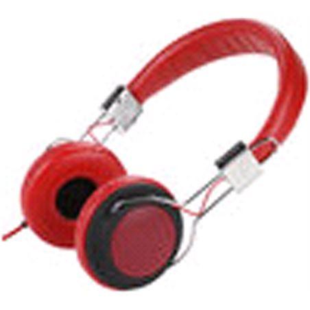 Auricular diadema Vivanco col400red (34880)