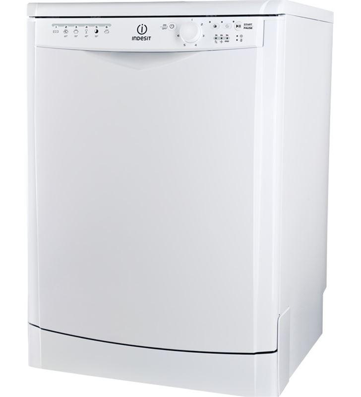 Indesit lavavajillas DFG26B10EU blanco - F084589