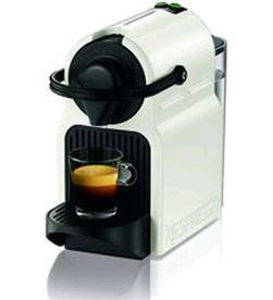 Cafetera nespresso Krups XN1001 inissia blanca Cápsulas - XN1001