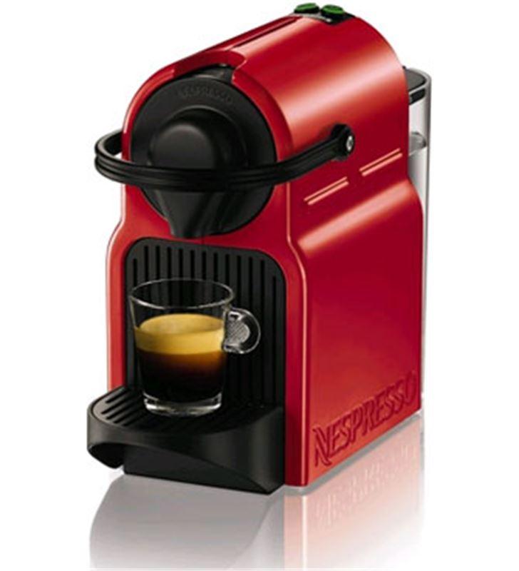 Cafetera nespresso Krups xn1005 inissia roja XN1005PR4 - XN1005