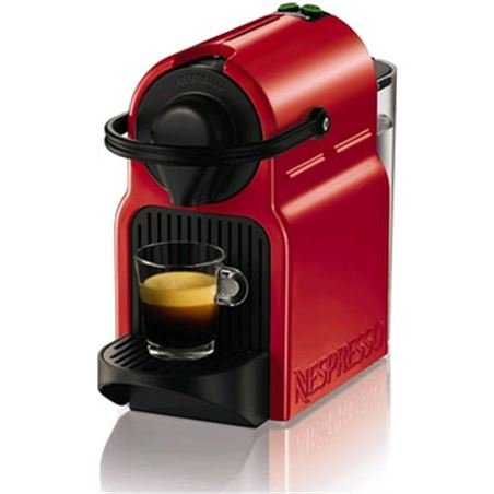 Cafetera nespresso Krups xn1005 inissia roja XN1005PR4