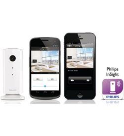 Camara vigilancia Philips m100e/12 wifi android i - M100E-12