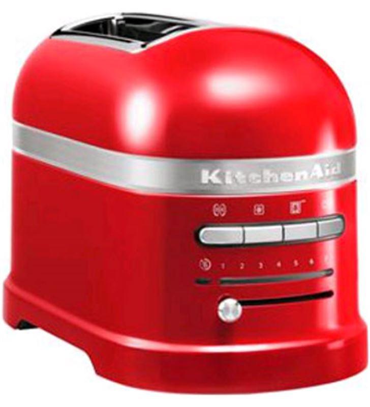 Tostador Kitchenaid 5kmt2204eer 2 ranuras rojo - 5KMT2204EER