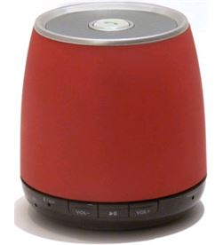 Altavoz Elbe ALTMR11BT mini bluetooth rojo Altavoces - ALTMR11BT