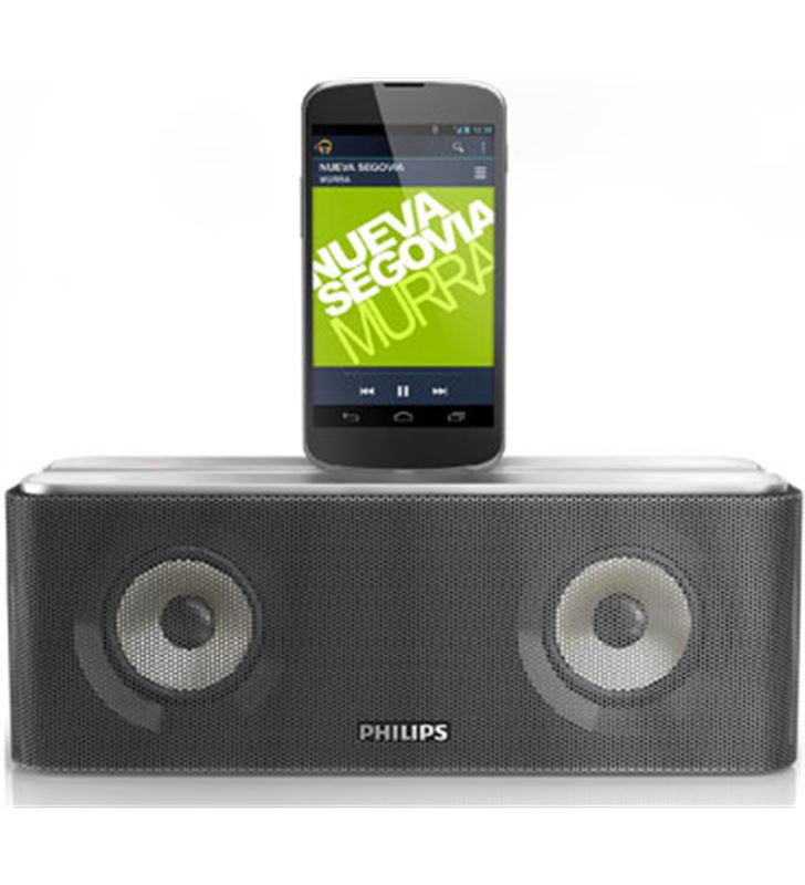 Altavoz docking Philips AS360 para android - AS360