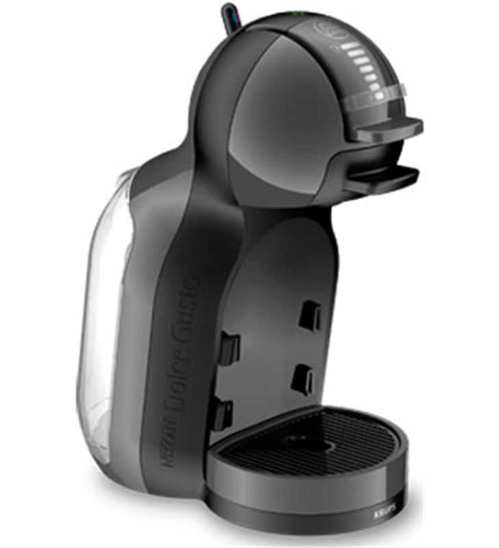 Cafetera dolce gusto Krups kp1208 mini me negra/gr KP1208IB - KP1208