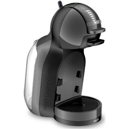 Cafetera dolce gusto Krups kp1208 mini me negra/gr KP1208IB