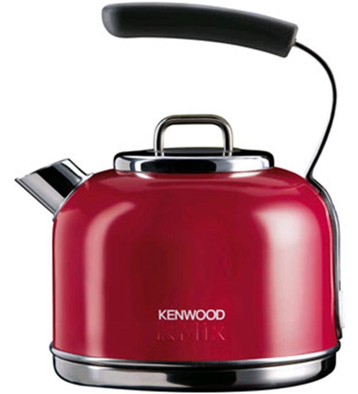Hervidor Kenwood SKM031 kettle 1,25l 2200w rojo - SKM031