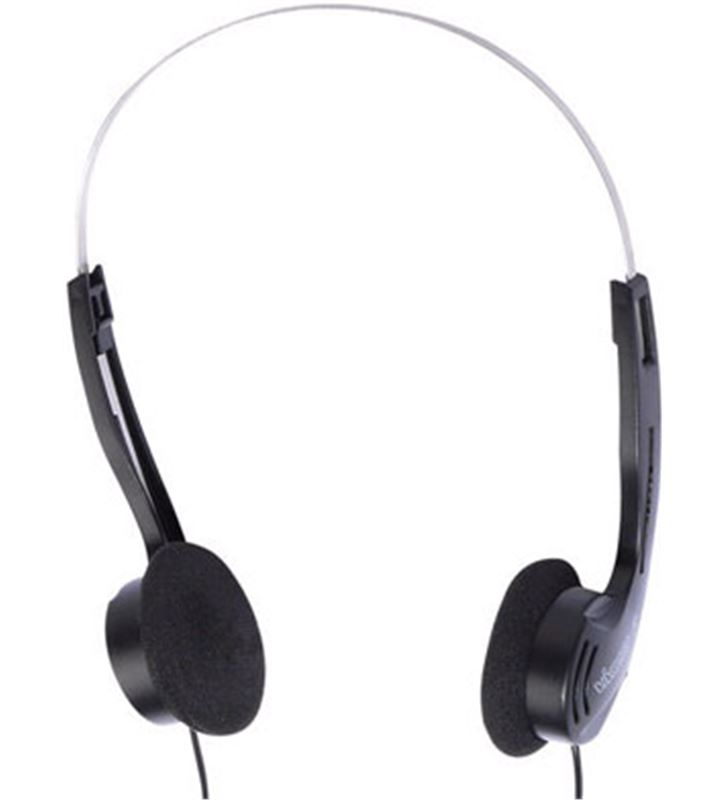 Auricular diadema Vivanco sr50 negro 32253 - 32253