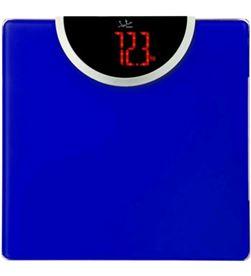Jata 493BL bascula baño hogar 493 cristal azul 180kg - 493BL