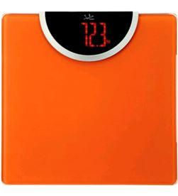 Jata 493TAR bascula baño hogar 493 cristal naranja 180kg - 493TAR