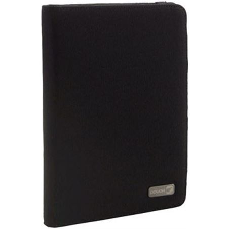 Funda tablet Vivanco pouch canvas 6'' negra 15.2cm 32330