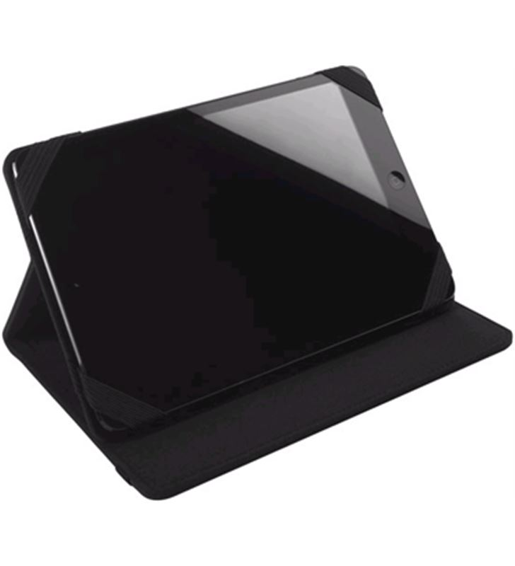 Funda tablet 7'' Vivanco pouch/canvas 17.8cm negra 32334 - 32334