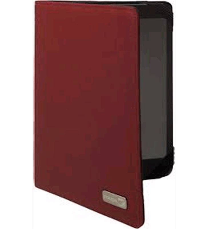 Funda tablet 7''Vivanco pouch/canvas 17.8cm roja 32336 - 32336