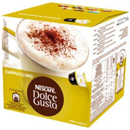 Nestle cafe dolce gusto espresso cappuccino 5219849caixa