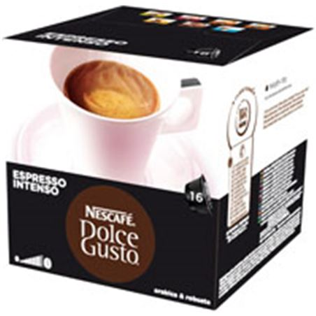 Nestle cafe dolce gusto espresso intenso (3x16capsulas) 12045793caixa