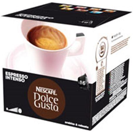 Nestle cafe dolce gusto espresso intenso (3x16capsulas) 12168775