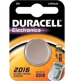 Pila boto Duracell DL2016 3v Cables - DL2016
