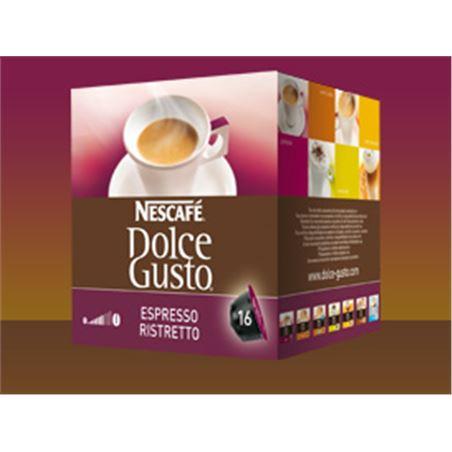 Nestle cafe dolce gusto espresso ristretto 12089916caixa 12213077