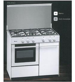 Meireles G2950DVW cocina gas but 5f 91cm p/bomb b Cocinas - LG2950DVW