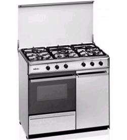 Cocina gas Meireles G2950DVX but 5f 91cm p/bomb in - G2950DVX