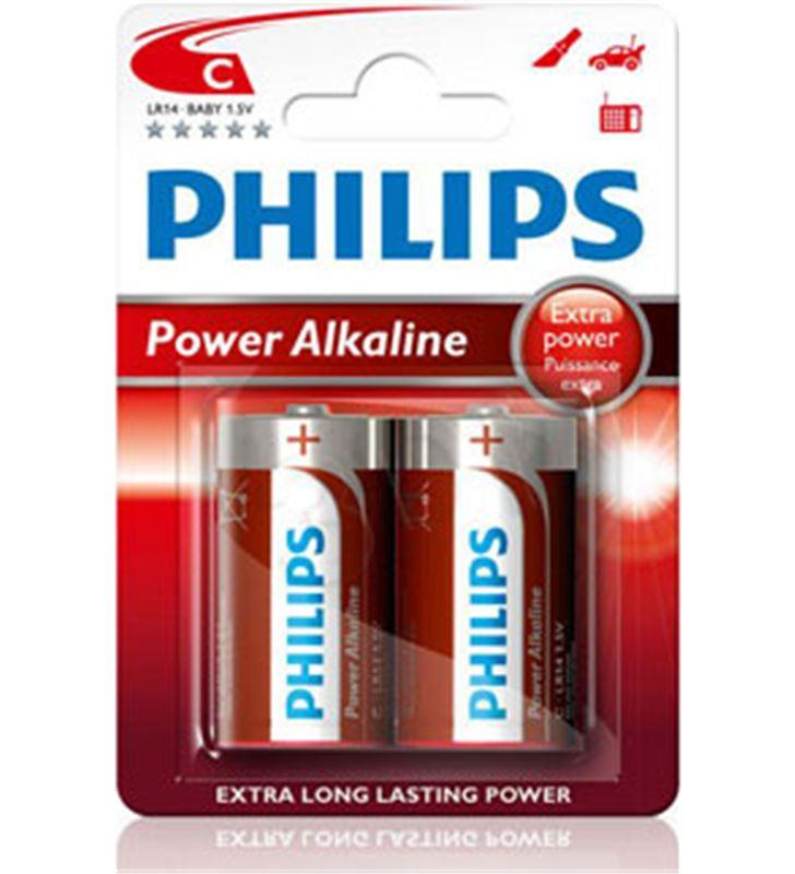 Philips LR14P2B/10 pilas alcalines 1.5v ( c ) lr14 - LR14P2B-10