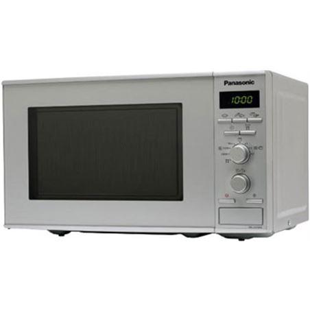 Microondas grill 20l Panasonic nn-j161mmepg silver nnj161mmepg