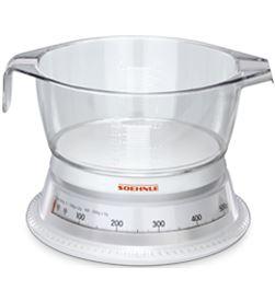 Balanza cocina Soehnle mec vario bi+bol 65418 - 65418