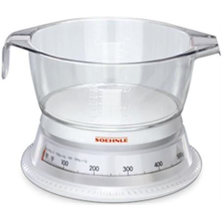 Balanza cocina Soehnle mec vario bi+bol 65418 SOE65418
