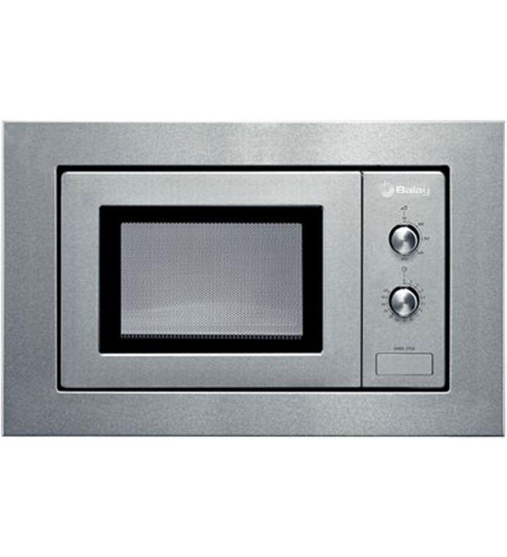 Balay 3WMX1918 microondas s/grill 18l integrable Microondas integrables - 3WMX1918