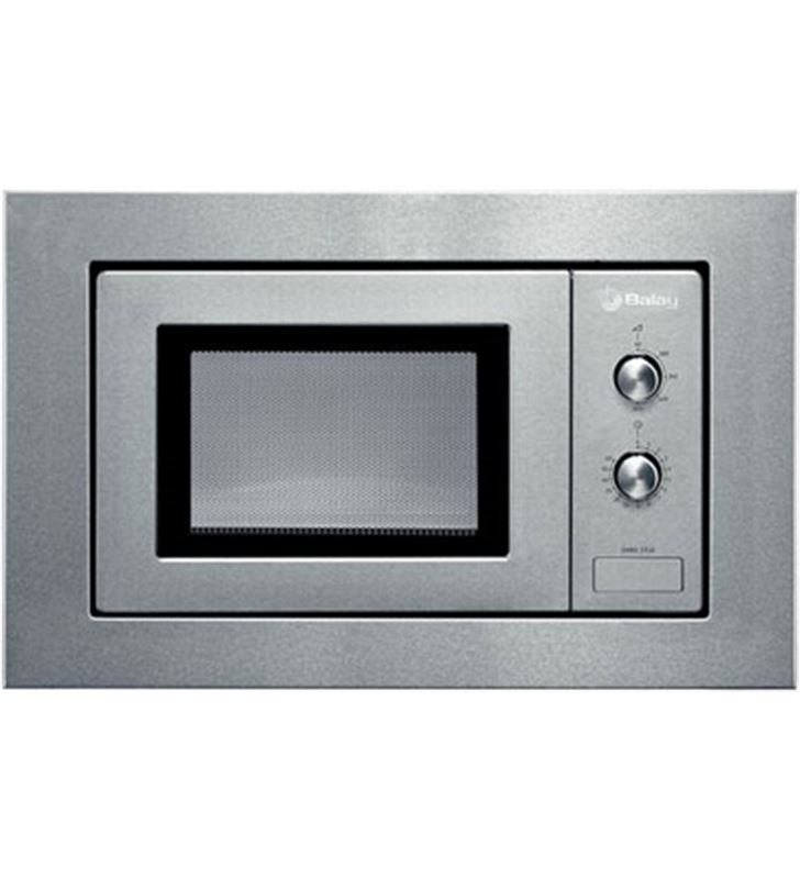 Microondas s/grill 18l Balay 3WMX1918 integrable - 3WMX1918