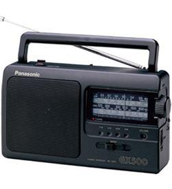 Radio Panasonic rf3500e9-k multibanda RF3500E9K Radio Radio/CD - RF-3500E9-K