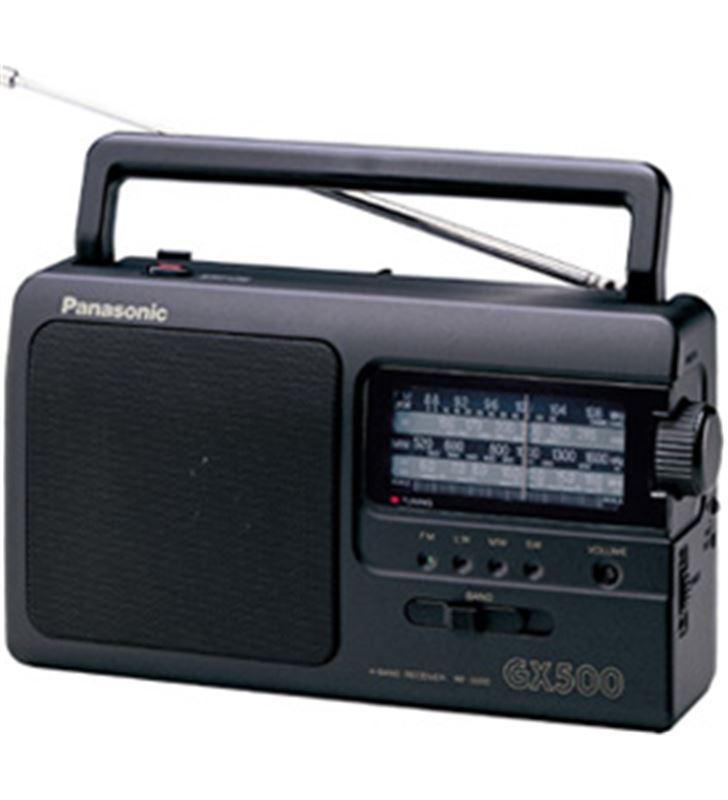 Radio Panasonic rf3500e9-k multibanda RF3500E9K - RF-3500E9-K