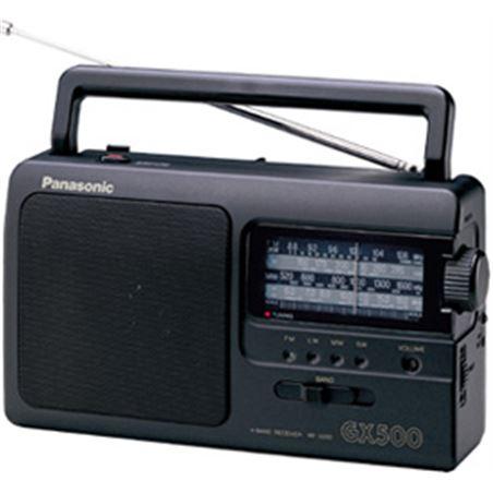 Radio Panasonic rf3500e9-k multibanda rf-3500e9-k