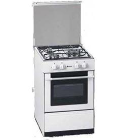 Cocina gas Meireles G1530DVW but 3f 53.5cm blanca Cocinas - G1530DVW