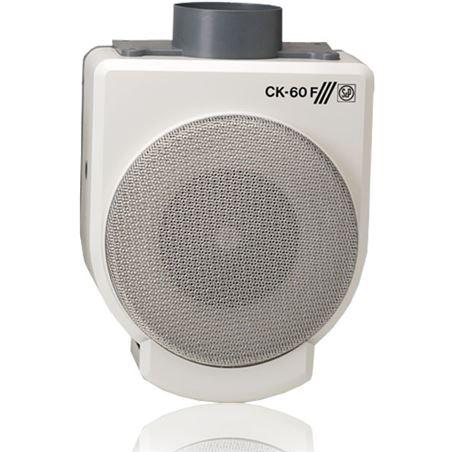Soler extractor s&p ck-60f 160w 5211319800