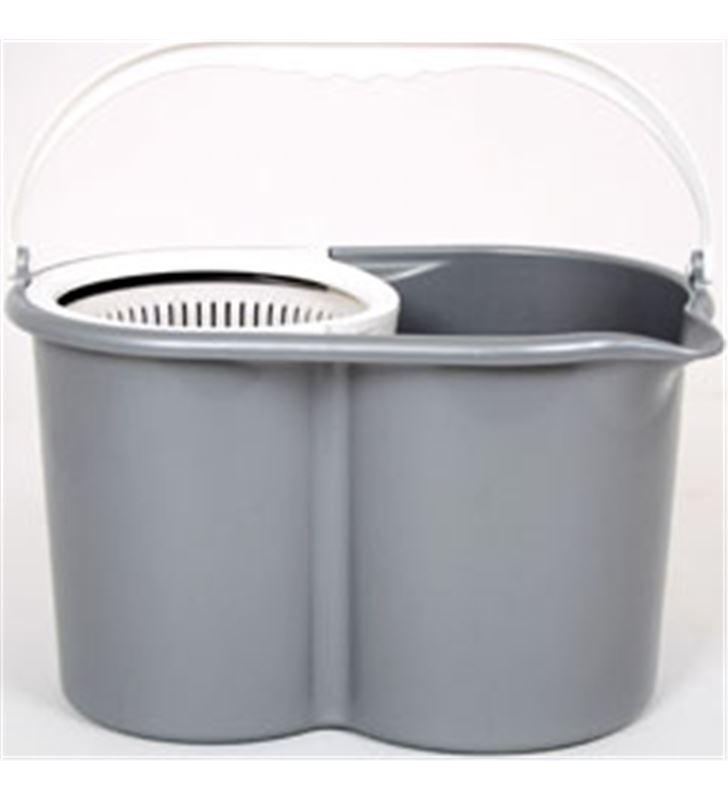 Fregona+cubo/centrifuga Duett 900GR gris - 900GR