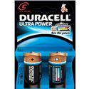 Pilas Duracell ultra power c(lr 14) 2 un alcalinas CLR14ULTRA - C-LR14-ULTRA