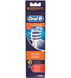 Braun EB330FFST recambio cepillo dental eb30-3ffs trizon eb303 - EB330FFST