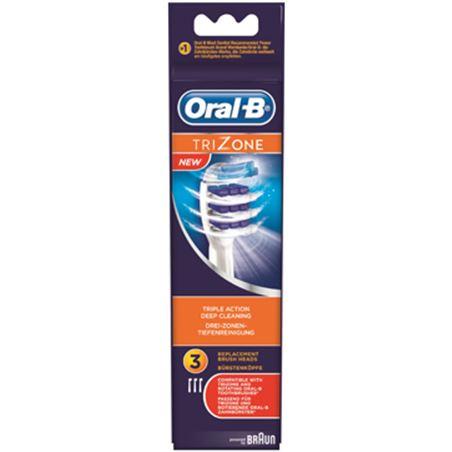 Recambio cepillo dental Braun eb30-3ffs trizon EB303