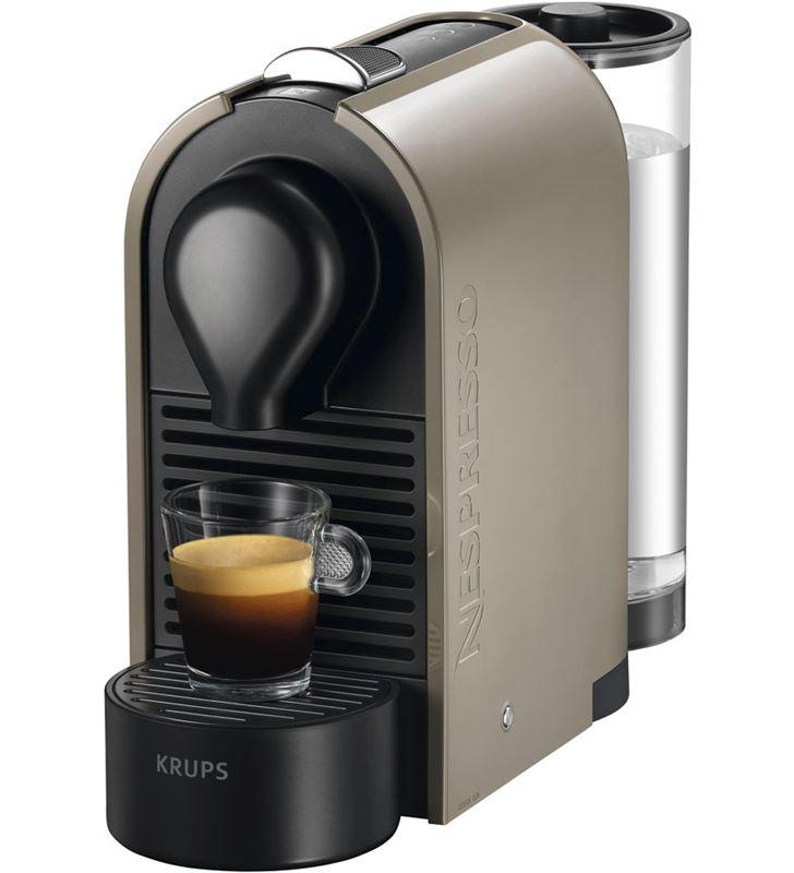 Cafetera nespresso Krups XN250A u beige - XN250A