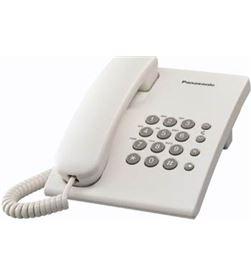 Panasonic KXTS500EXW telefono sobremesa kx-ts500exw blanco - KXTS500EXW