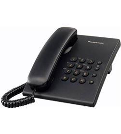 Telefono sobremesa Panasonic kx-ts500exb negro KXTS500EXB - KXTS500EXB