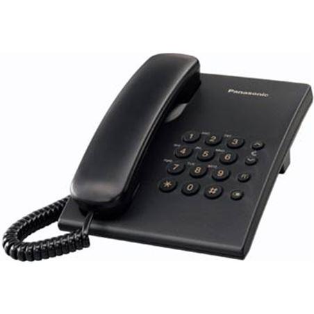 Telefono sobremesa Panasonic kx-ts500exb negro KXTS500EXB