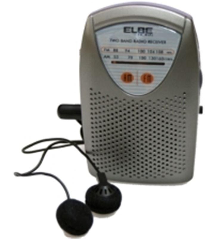 Radio bolsillo Elbe rf-50 con auriculares RF50 - 48106XRF50