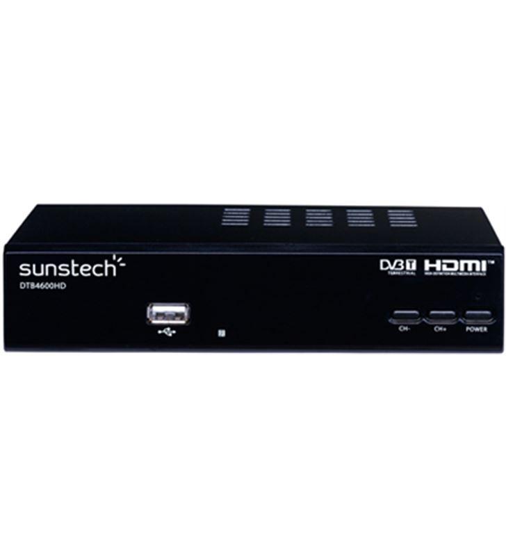 Tdt Sunstech DTB4600HDBK alta definicion - DTB4600HDBK