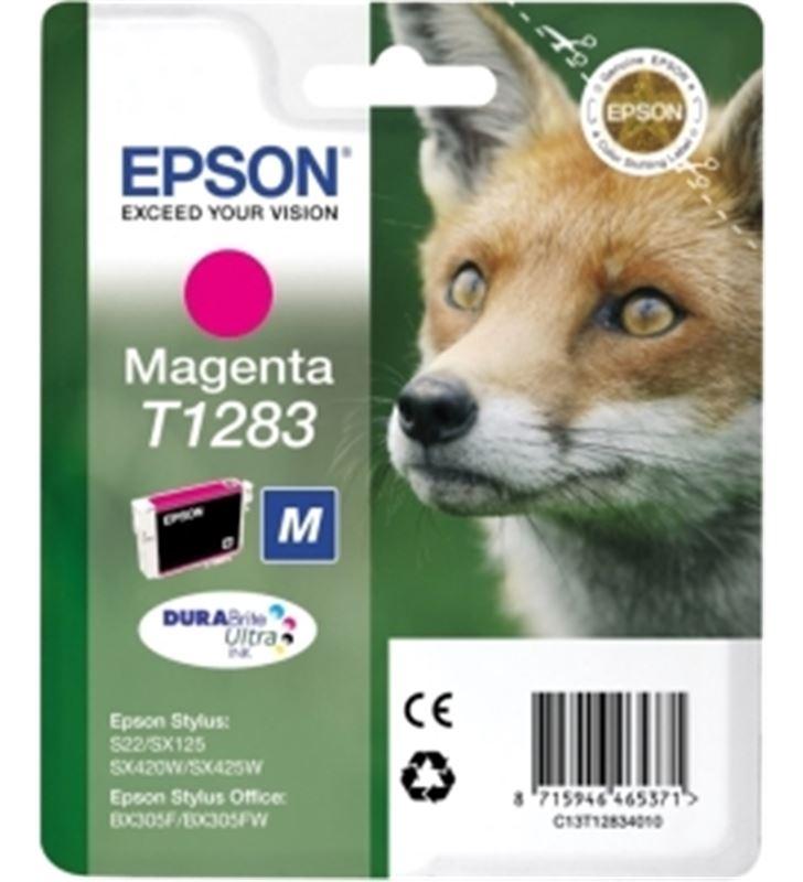 Cartucho tinta Epson (sx130) t1283 magenta EPSC13T12834011 - C13T12834011