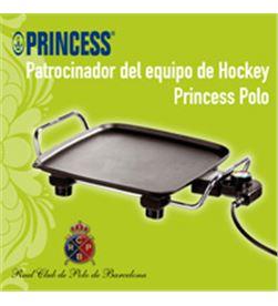 Plancha asar Princess cheff pro PS102210 26x26cm - PS102210