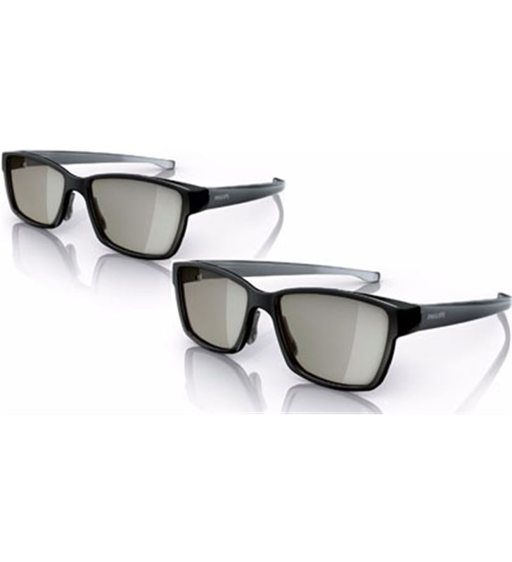 Gafas 3d pasivas Philips pta436/00 (2 unidades) - PTA436-00
